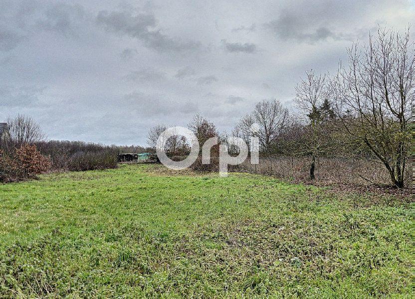 Terrain à vendre 985m2 à Canny-sur-Matz