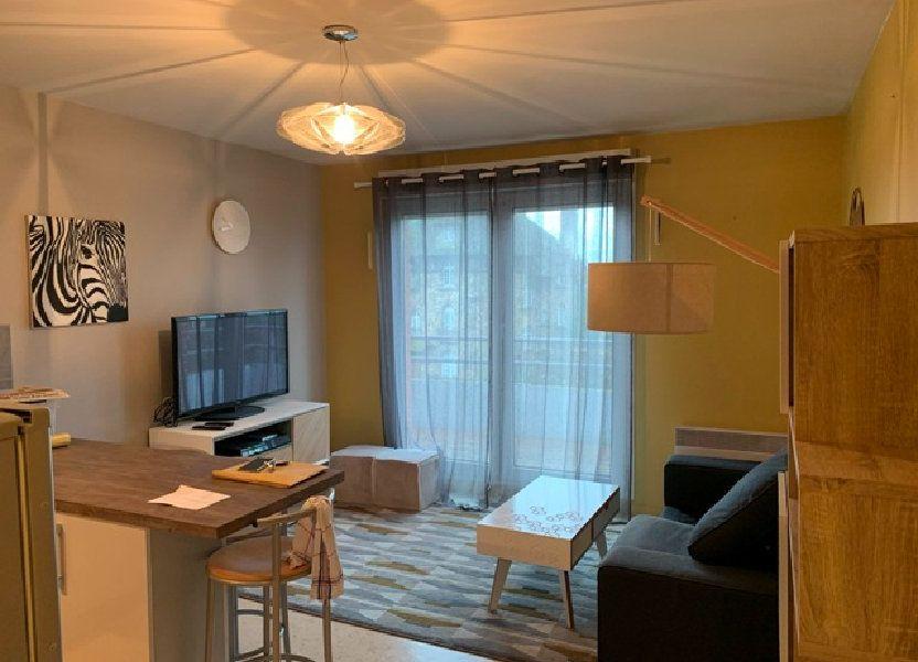 Appartement à louer 32m2 à Noyon