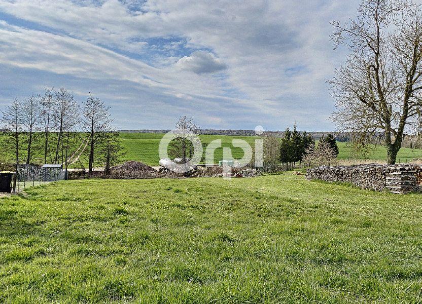 Terrain à vendre 893m2 à Mareuil-la-Motte