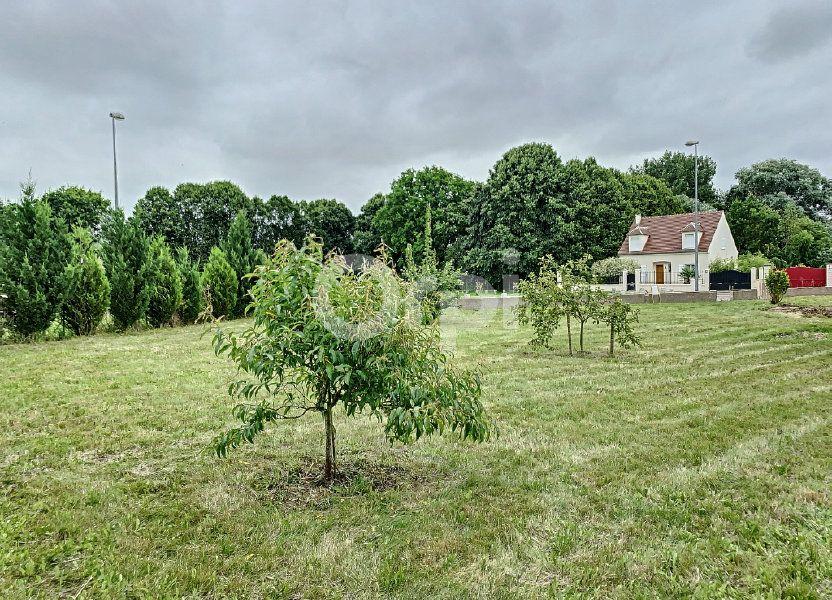Terrain à vendre 420m2 à Houdancourt