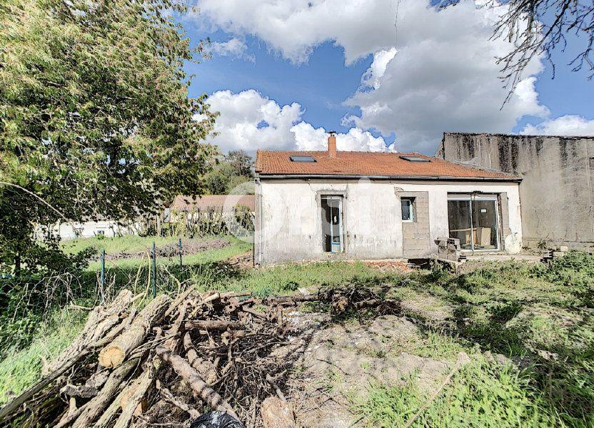 Maison à vendre 105m2 à Ressons-sur-Matz