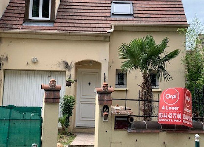 Maison à louer 78m2 à Nogent-sur-Oise