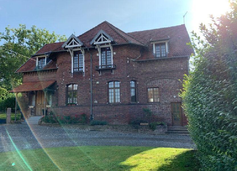 Maison à louer 145m2 à Cuvilly