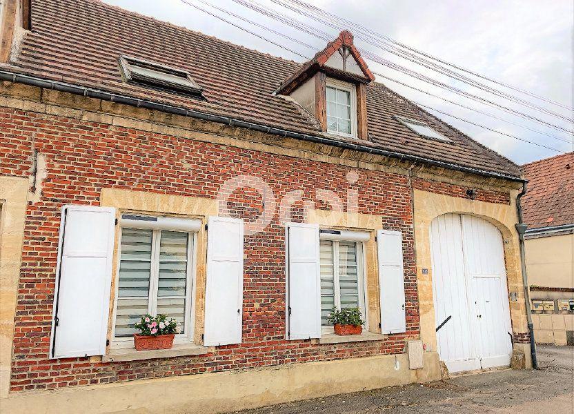 Maison à vendre 87.8m2 à Ressons-sur-Matz