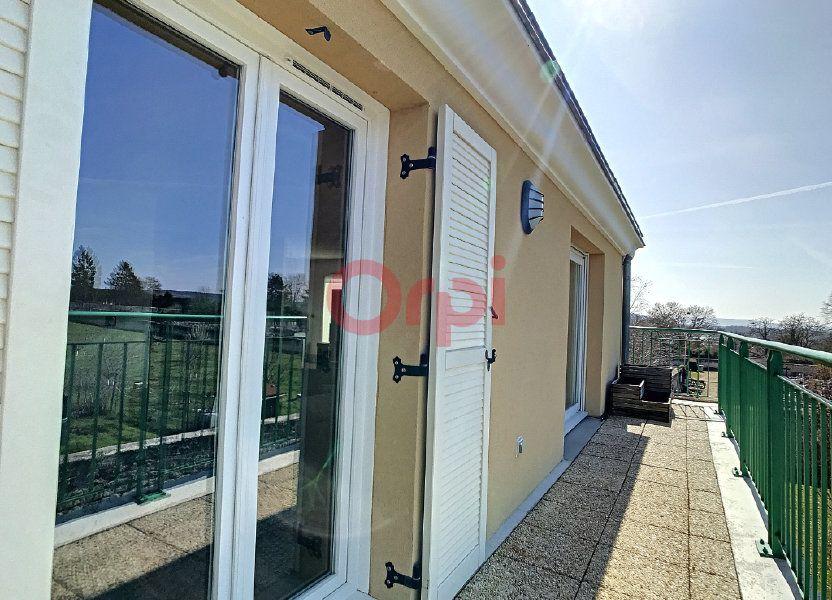 Appartement à vendre 70.3m2 à Saint-Leu-d'Esserent