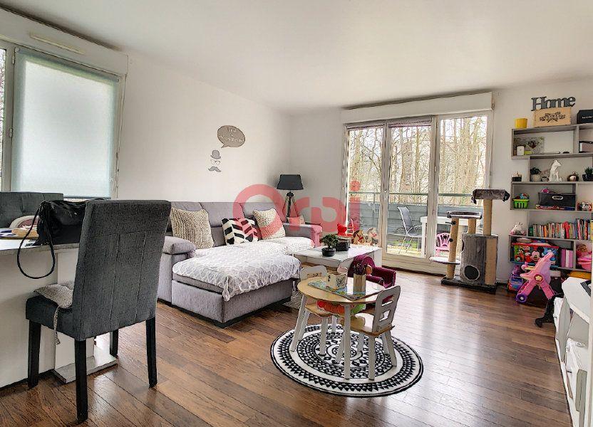 Appartement à vendre 61.5m2 à Chantilly
