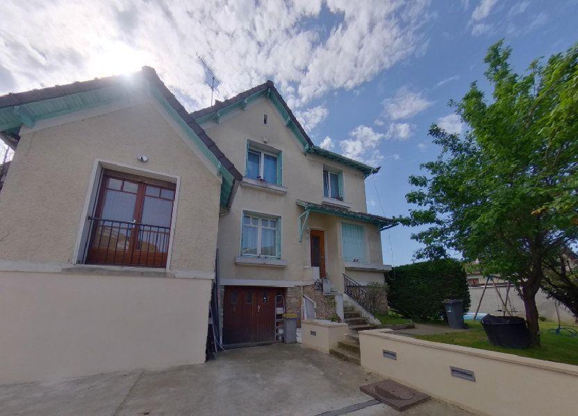 Maison à vendre 114.96m2 à Moisselles