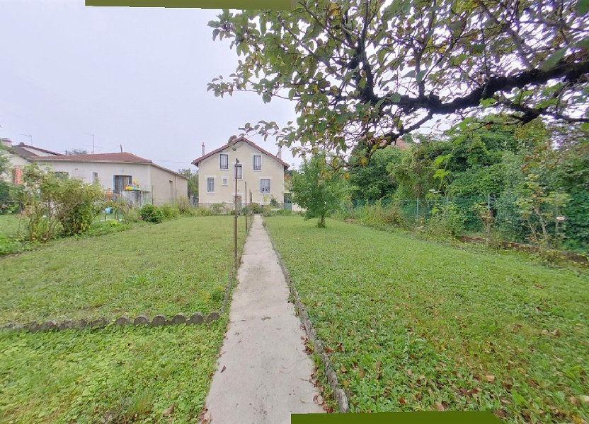 Maison à vendre 95m2 à Ézanville