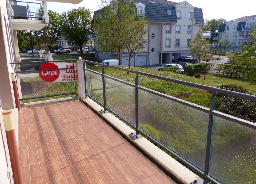 Appartement à louer 50.82m2 à Wittenheim