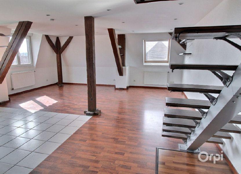Appartement à vendre 68.2m2 à Mulhouse