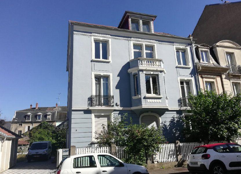 Appartement à louer 54.43m2 à Mulhouse