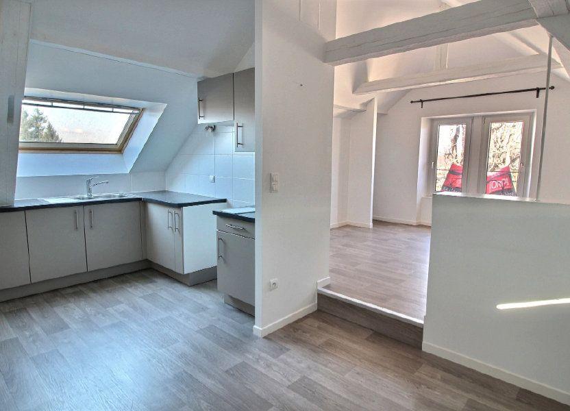 Appartement à louer 50.76m2 à Kingersheim