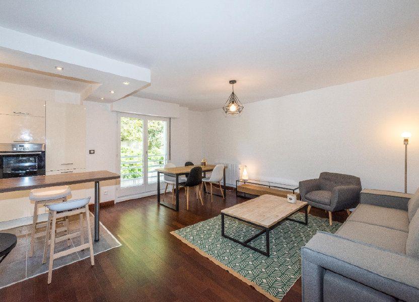 Appartement à louer 64.01m2 à Mulhouse