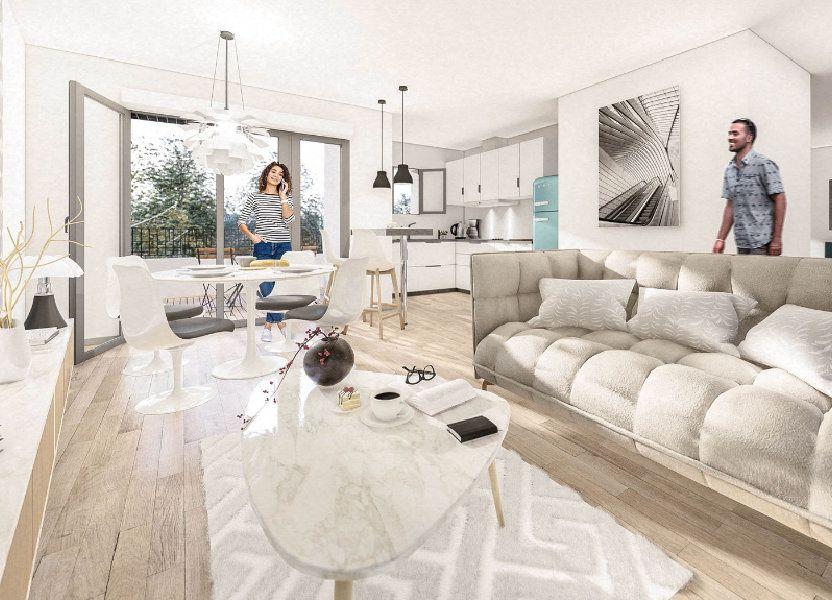Appartement à vendre 69.06m2 à Champigny-sur-Marne