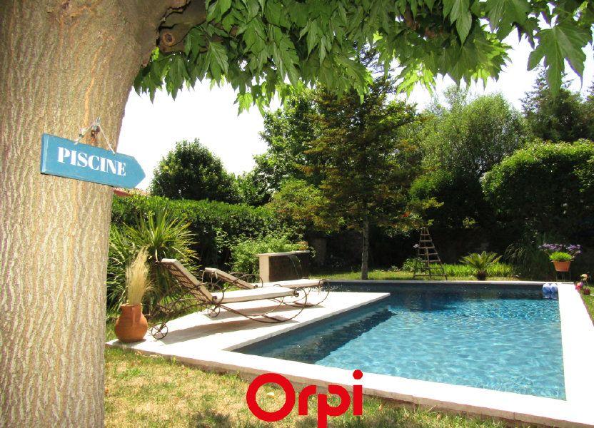 Maison à vendre 410m2 à Besse-sur-Issole