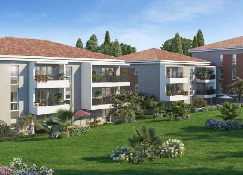 Appartement à vendre 38.7m2 à Toulon