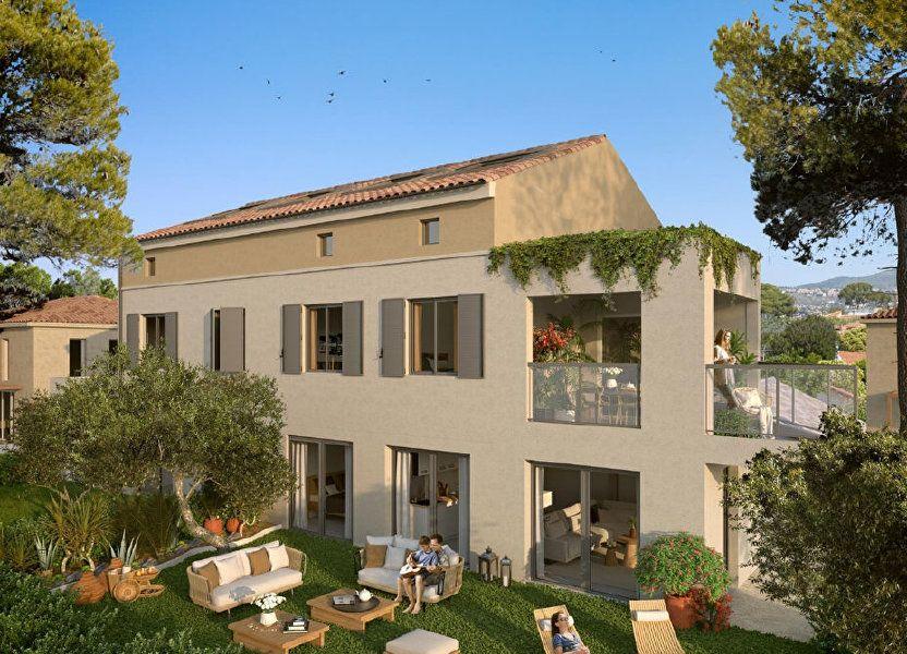 Appartement à vendre 52m2 à Bandol