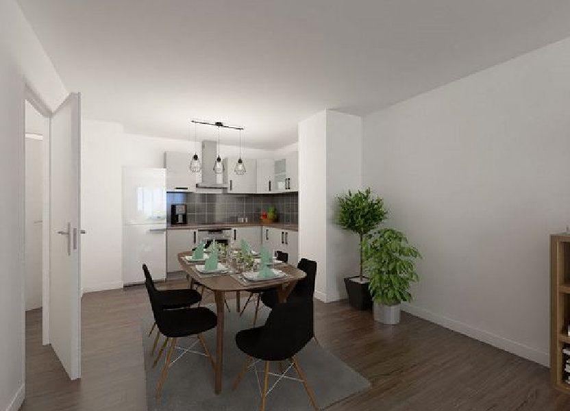 Appartement à vendre 105m2 à La Garde