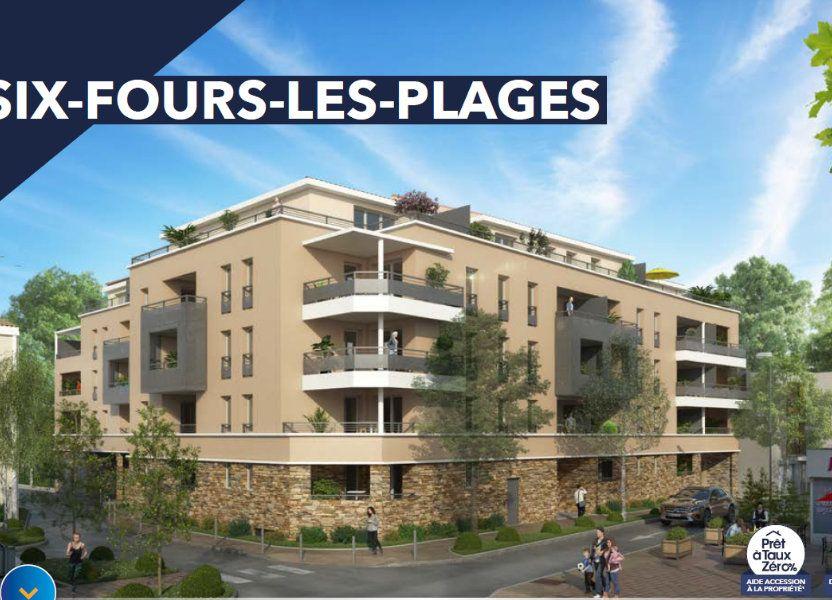Appartement à vendre 65.75m2 à Six-Fours-les-Plages
