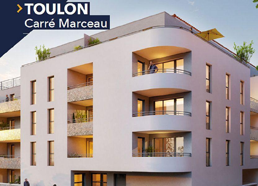 Appartement à vendre 40m2 à Toulon