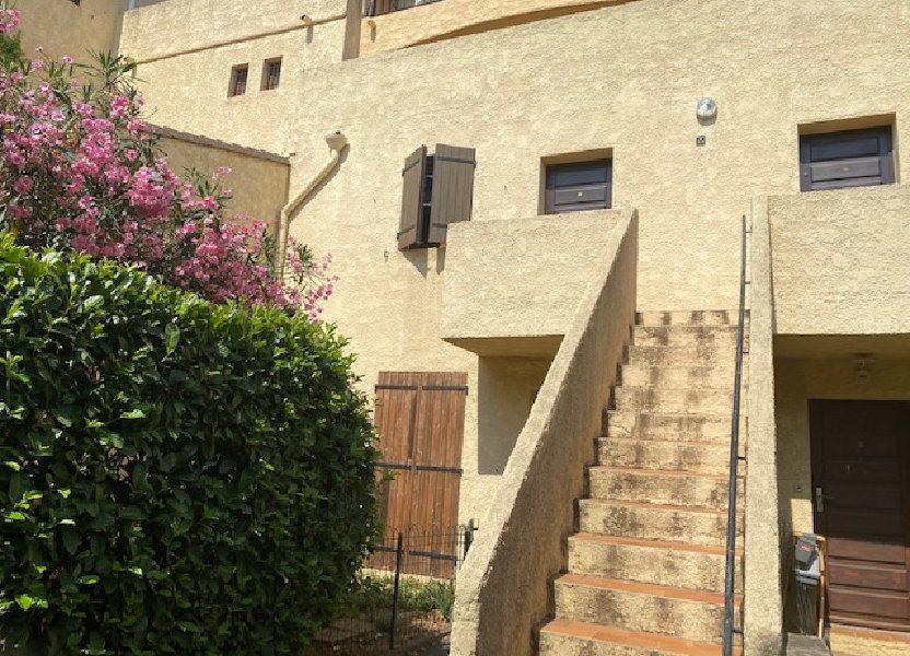 Appartement à louer 42.65m2 à Hyères