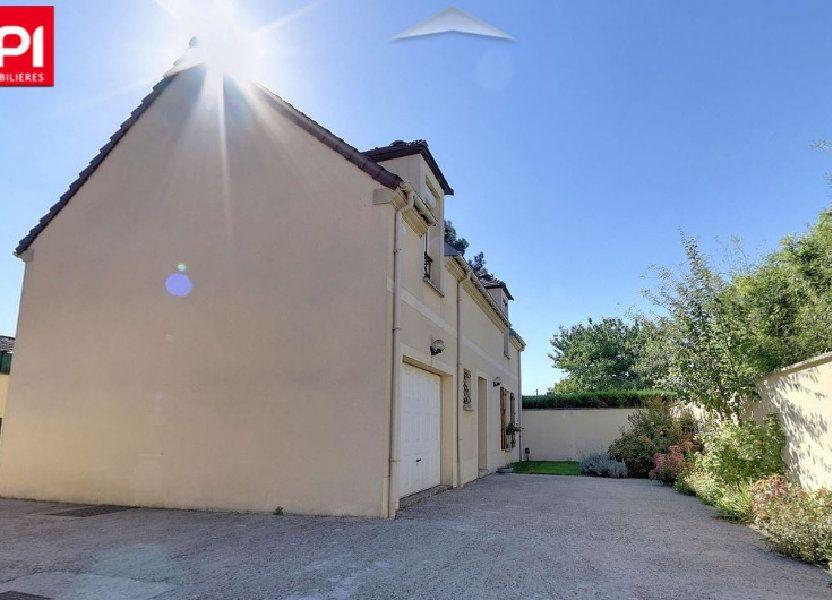 Maison à louer 102.8m2 à Le Thillay