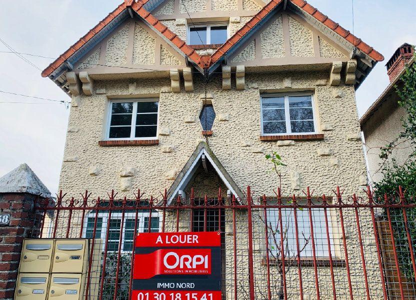 Appartement à louer 44m2 à Marly-la-Ville