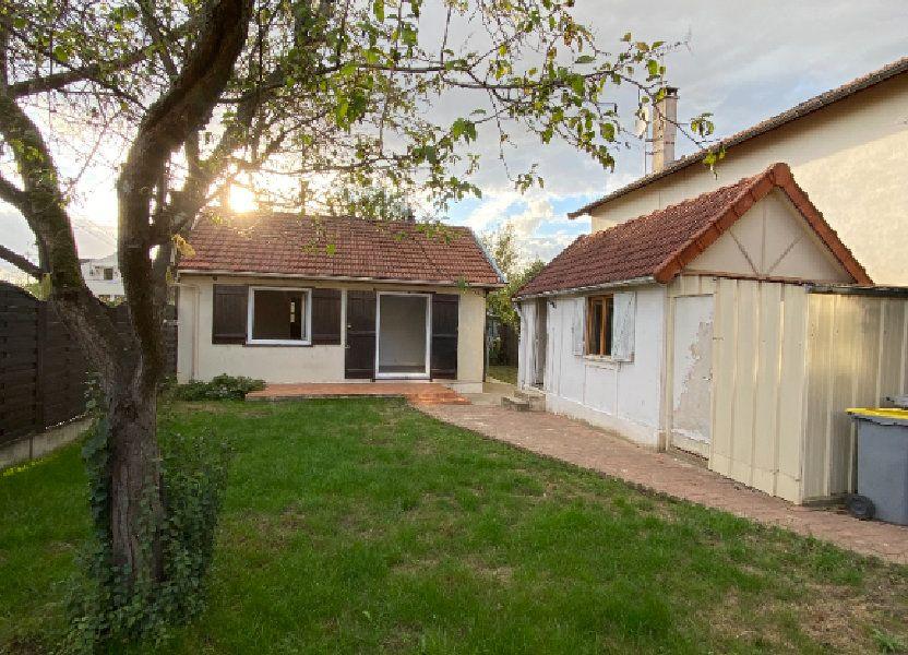Maison à vendre 40m2 à Goussainville