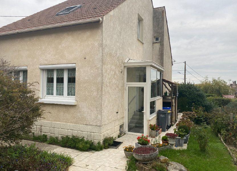 Maison à vendre 120m2 à Goussainville