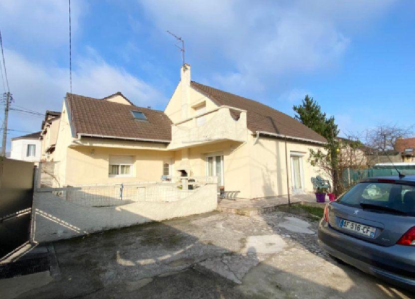 Maison à vendre 143m2 à Goussainville