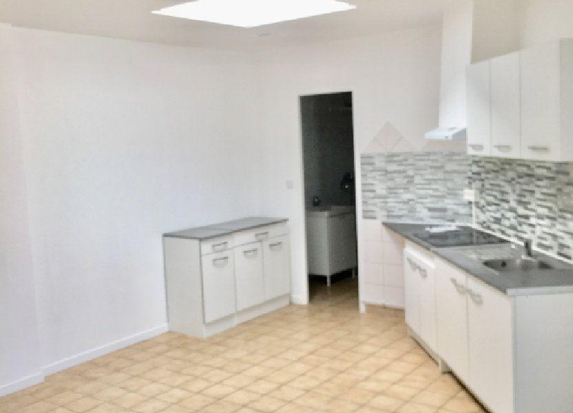 Appartement à louer 24.65m2 à Goussainville