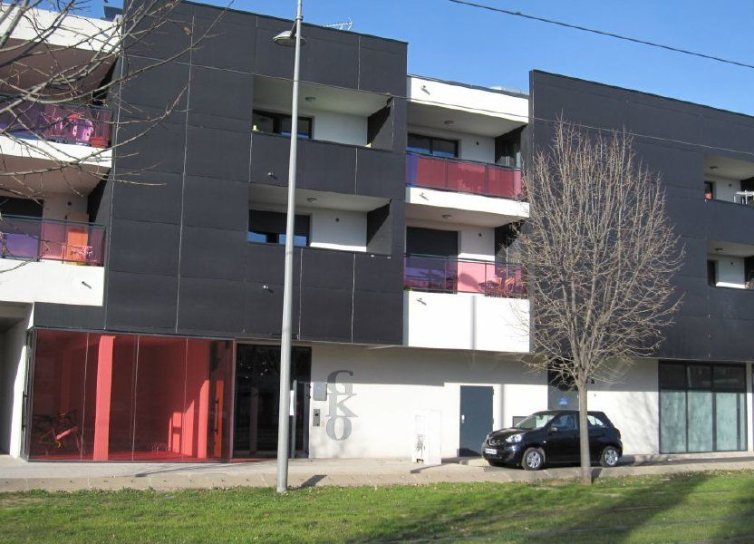 Appartement à louer 38.9m2 à Castelnau-le-Lez