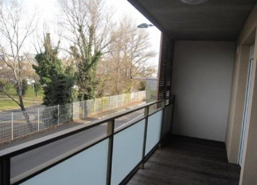 Appartement à louer 37.73m2 à Castelnau-le-Lez