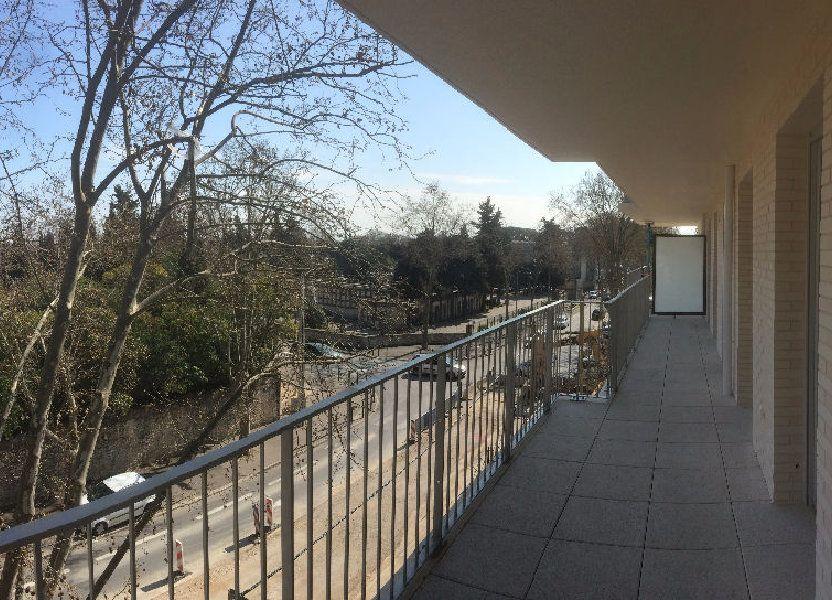 Appartement à louer 59.9m2 à Montpellier