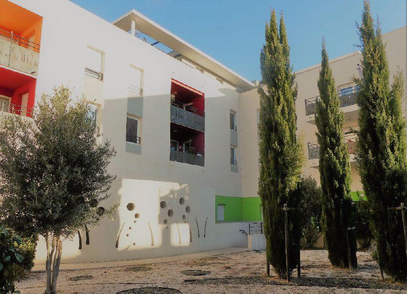 Appartement à louer 40.16m2 à Castelnau-le-Lez