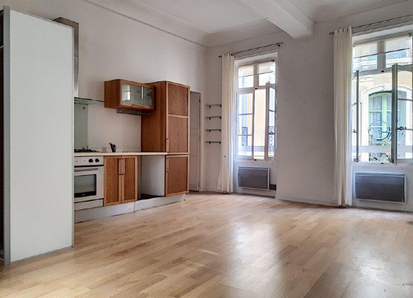 Appartement à louer 40.7m2 à Perpignan
