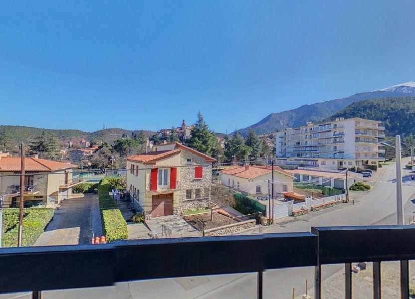 Appartement à louer 63.33m2 à Vernet-les-Bains