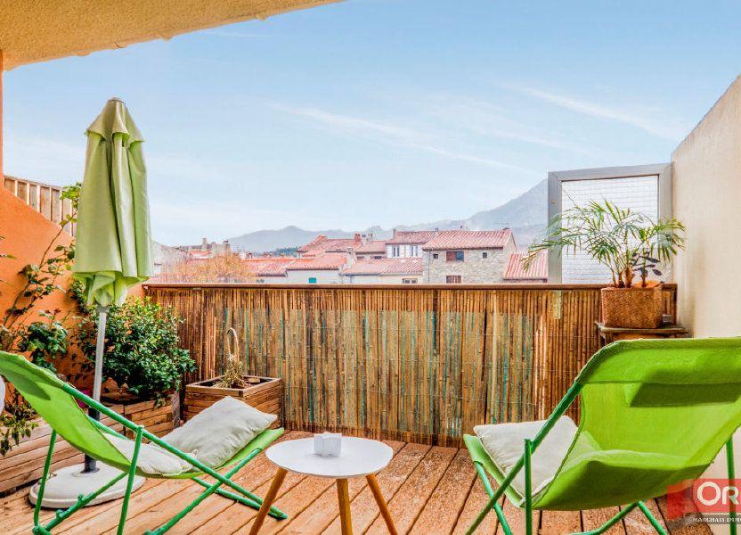 Appartement à louer 47.9m2 à Prades