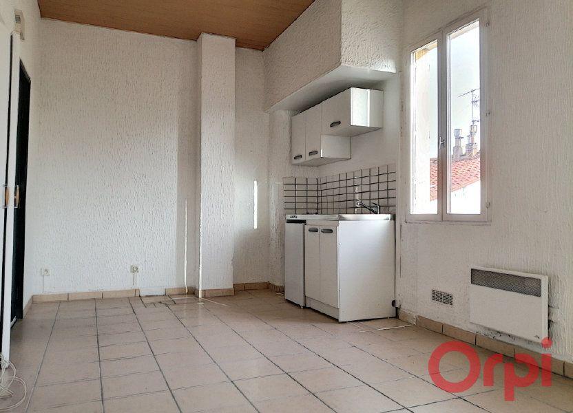 Appartement à louer 35.56m2 à Perpignan