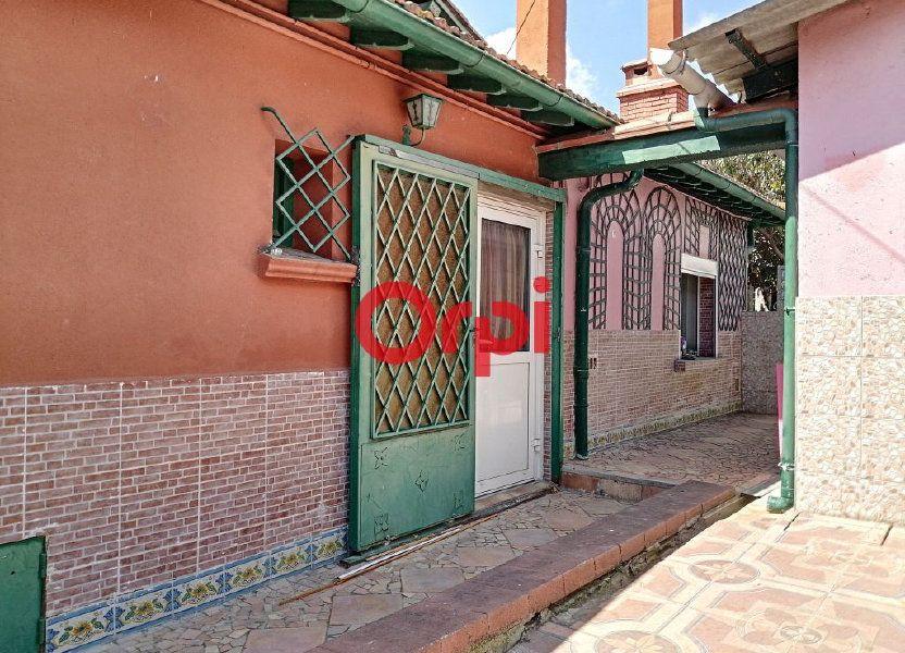 Maison à vendre 73m2 à Perpignan
