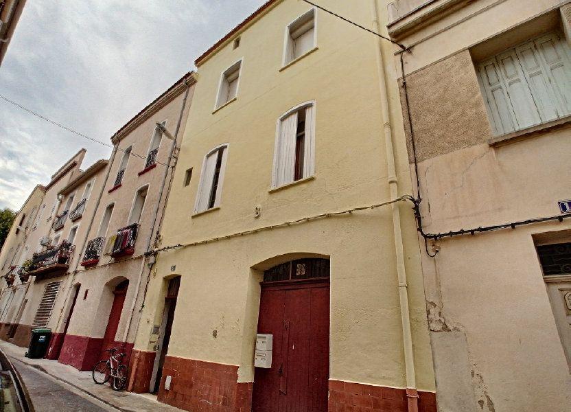 Immeuble à vendre 150m2 à Perpignan