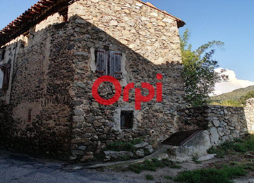 Maison à vendre 55m2 à Molitg-les-Bains