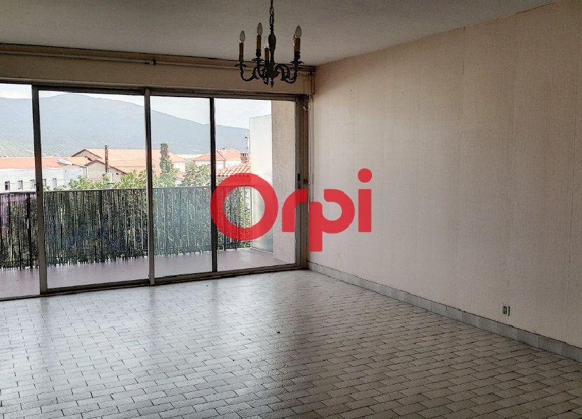 Appartement à vendre 83.58m2 à Prades