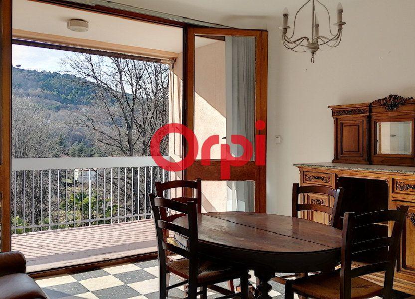 Appartement à vendre 31m2 à Vernet-les-Bains