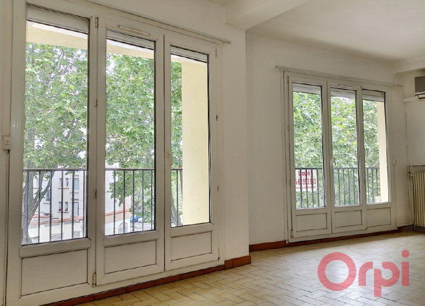 Appartement à louer 83.49m2 à Perpignan