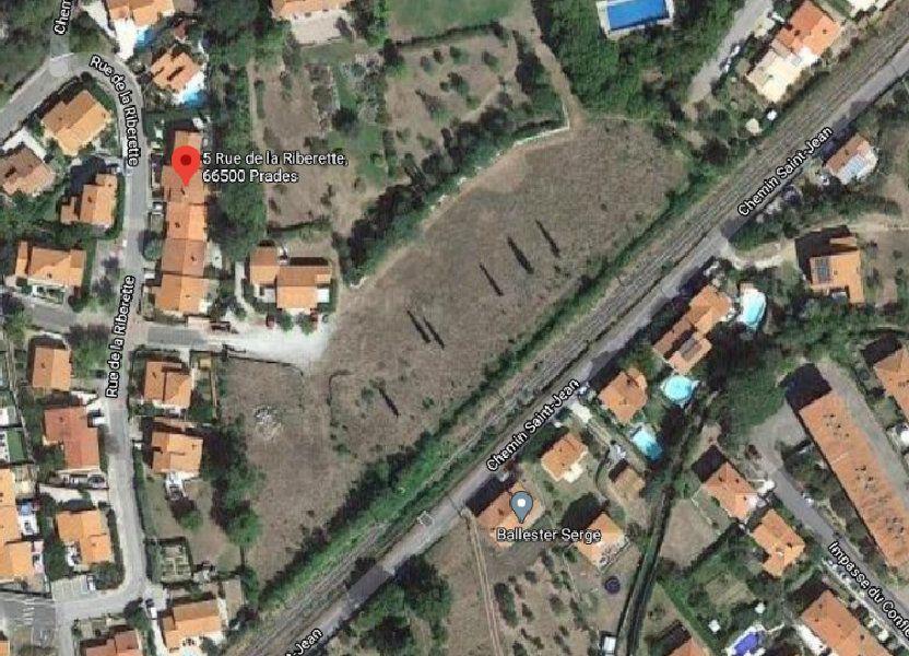 Terrain à vendre 170m2 à Prades