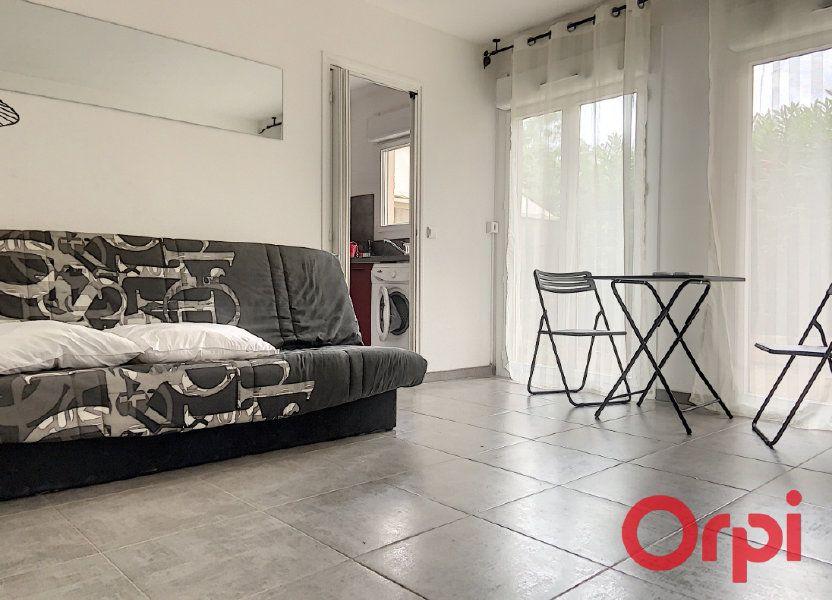 Appartement à louer 21.1m2 à Perpignan