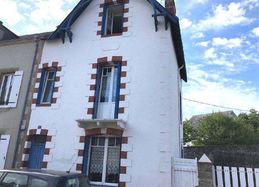Maison à vendre 110m2 à Batz-sur-Mer