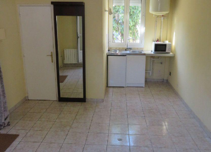 Appartement à vendre 18m2 à Montmorency