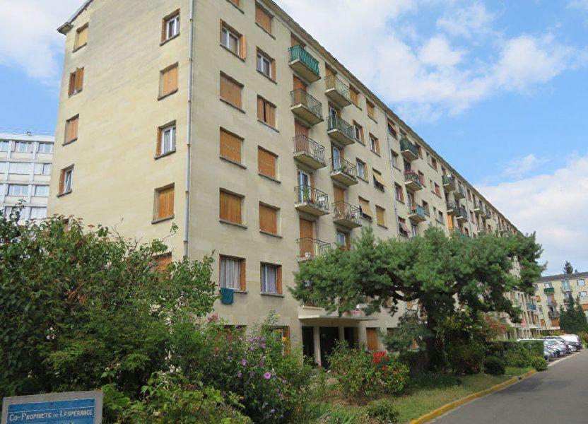 Appartement à louer 43.46m2 à Villetaneuse